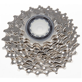 Shimano 105 CS-5700 cassette 10-speed zilver